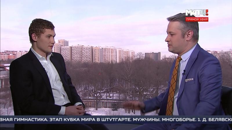 Андрей Миронов на МАТЧ ТВ Часть 2