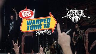 """Chelsea Grin - """"Recreant"""" Live Vans Warped Tour 2018"""