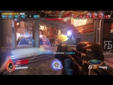 F5 Overwatch Captain Mix 24/01/18 (final game moment)