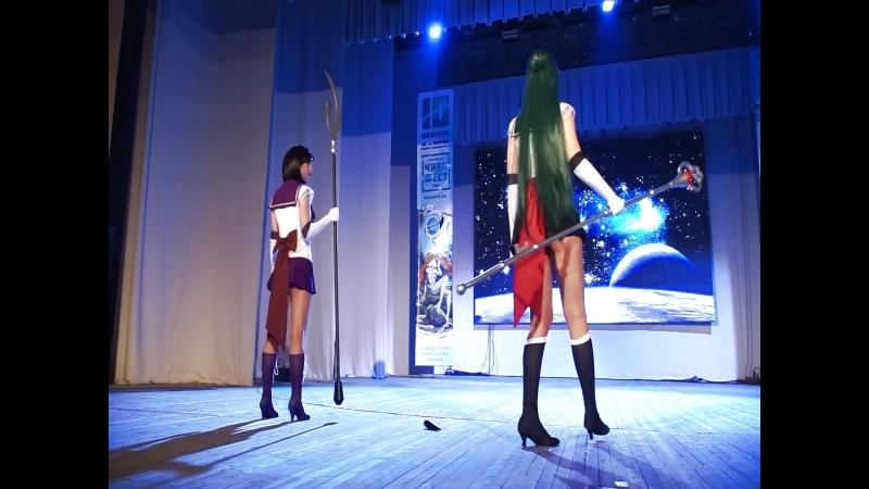 Хигураши - Sailor Moon SS