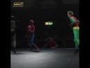 Паук Против Бэтмена и Робина