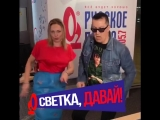 Алла Довлатова и Александр Буйнов! Светка, давай!