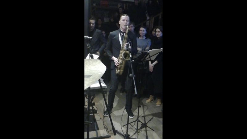 Jazz Across Borders Club Night(h7-3)