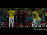 David Luiz the king |Азиз Халилов| World Cup 2014 Brazil