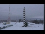 На космодроме Плесецк прошли испытания новой баллистической ракеты