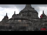 Буддийская ступа центральной Явы .(Индонезия) . 2 часть .