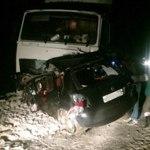 Водитель Шкоды погиб столкнувшись с МАЗом в Татарстане