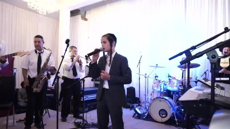 Child Soloist Dudi Linker - Motty Steinmetz Medley - ילד הפלא דודי לינקר - מחרוזת מוטי שטיינמץ