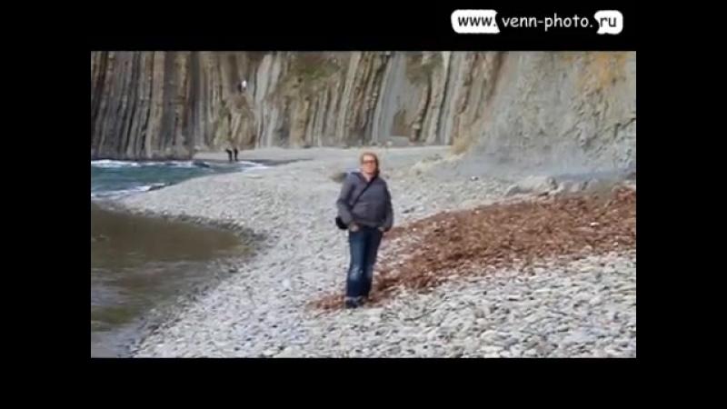 Скала Киселева в Туапсе