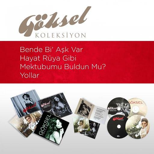 Göksel album Göksel Koleksiyon (Bende Bi Aşk Var / Hayat Rüya Gibi / Mektubumu Buldun Mu? / Yollar)