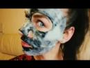 Автор и ведущая программы Гаджеты и люди на ТНТ MUSIC Алена Русь пробует пузырьковую маску от Skinlite
