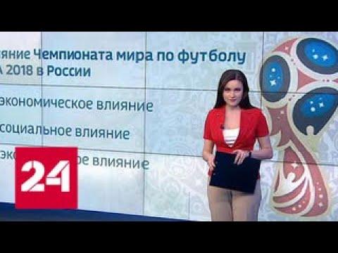 Дворкович Чемпионат мира повлияет на развитие экономики России в течение десятилетий Россия 24