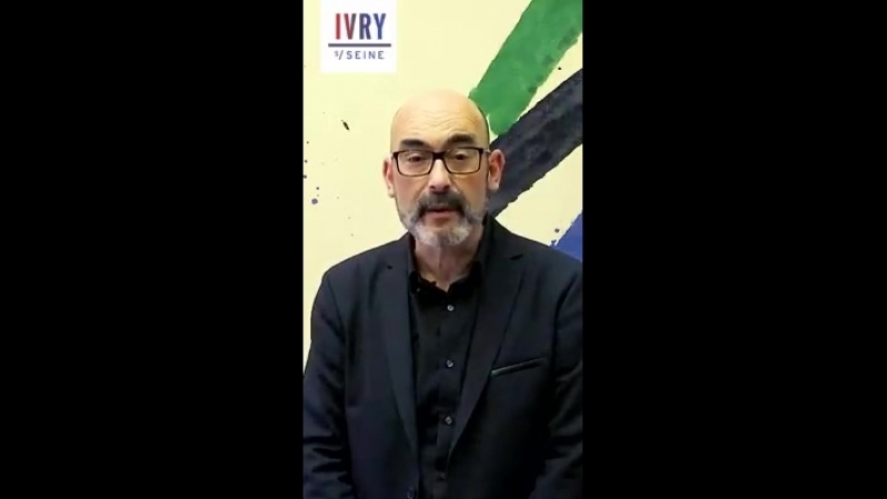 Un appel du Maire d'Ivry pour demain 16 février et pour Salah Mobilisons nous toutes et tous pour la libération de notre com