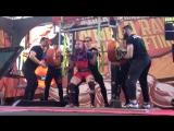 Алексей Никулин присед 360 кг (80,6 кг)