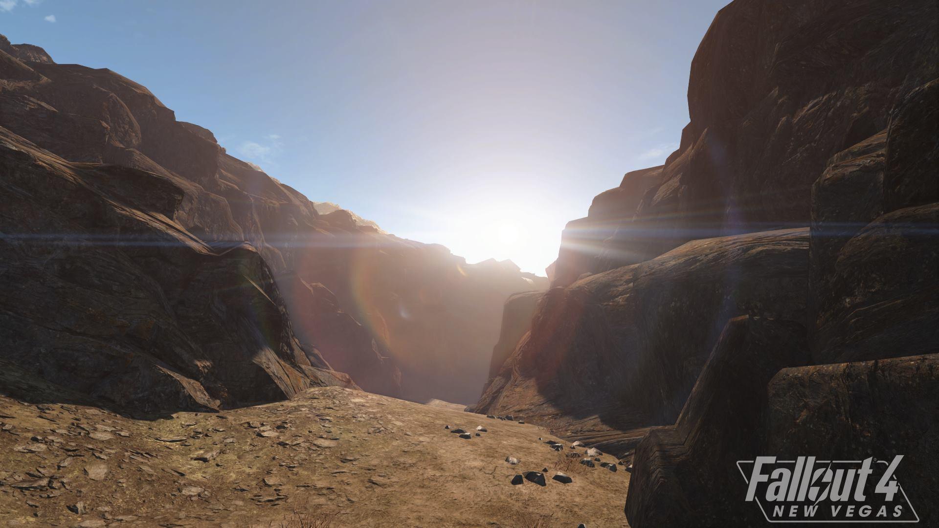 Немного свежих скриншотов из Fallout 4: New Vegas
