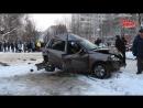 Крупная авария парализовала движение в центре города