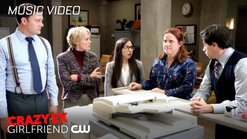 Crazy Ex-Girlfriend | Who's The New Guy? | The CW
