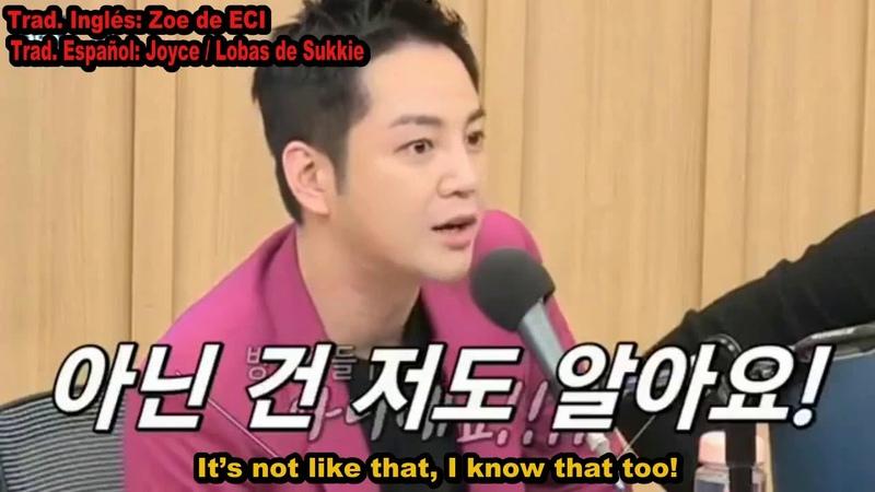 Sub Eng JKS in SBS PowerFM 'Cultwo Show' 2018 03 28