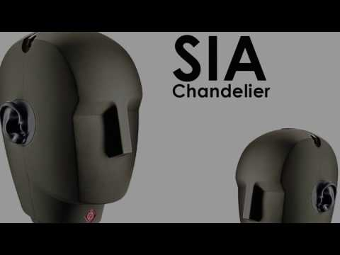 Sonido 3D- cover Sia- Chandelier