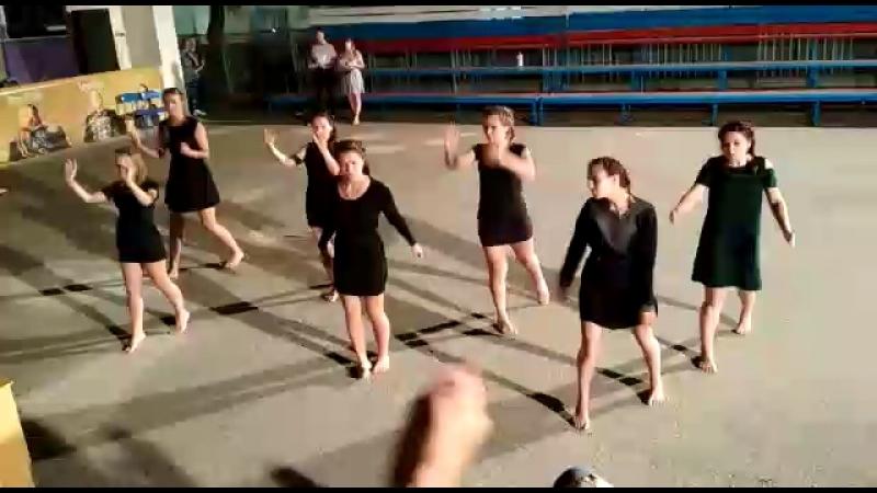 Танец под песню ^кукушка^