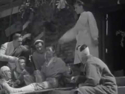 О той весне. Видеоролик, составленный из отрывков знаменитых фильмов об Отечественной войне.