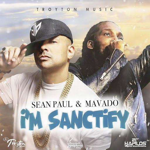 Sean Paul альбом I'm Sanctify