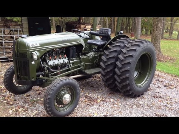 Huge V8 Power Tractor's. Insane sound. Roll over. Fast and Strong