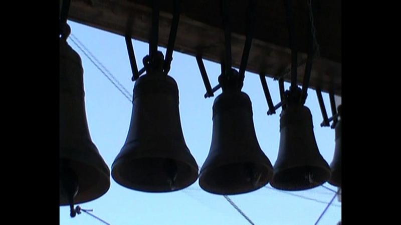 С праздником ПАСХИ! Колокольные звоны храма Живоначальной Троицы в Троицке, Светлая Пятница
