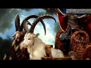 Скандинавская мифология _Как устроен Асгард - обитель богов