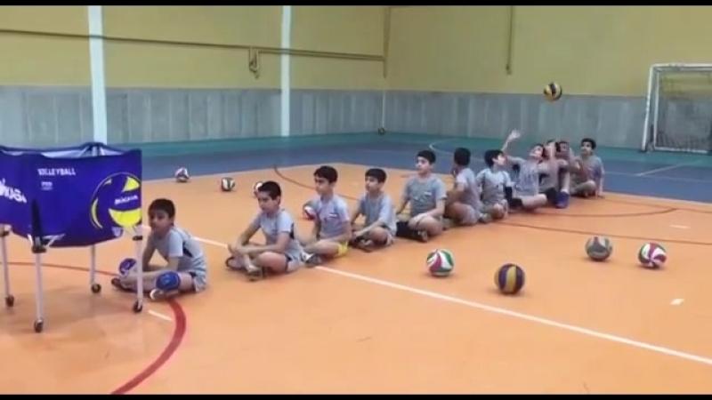 Челлендж молодых волейболистов из Азии