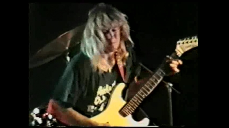 Taramis - Queen Of Thieves-Live Metal For Melbourn 1986Central Station melbourn 1987