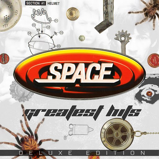 Space альбом Greatest Hits (Deluxe Version)