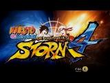 Naruto Storm 4 (Xbox One) - Иван (Madara Kyuubi) и Максим (Sasuke)