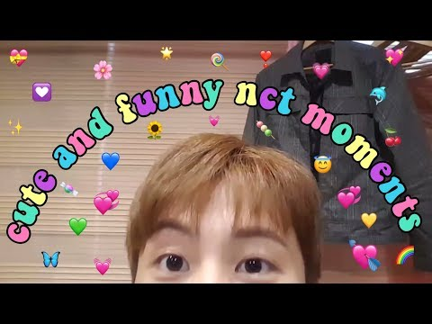Nct 2018 funny and cute moments