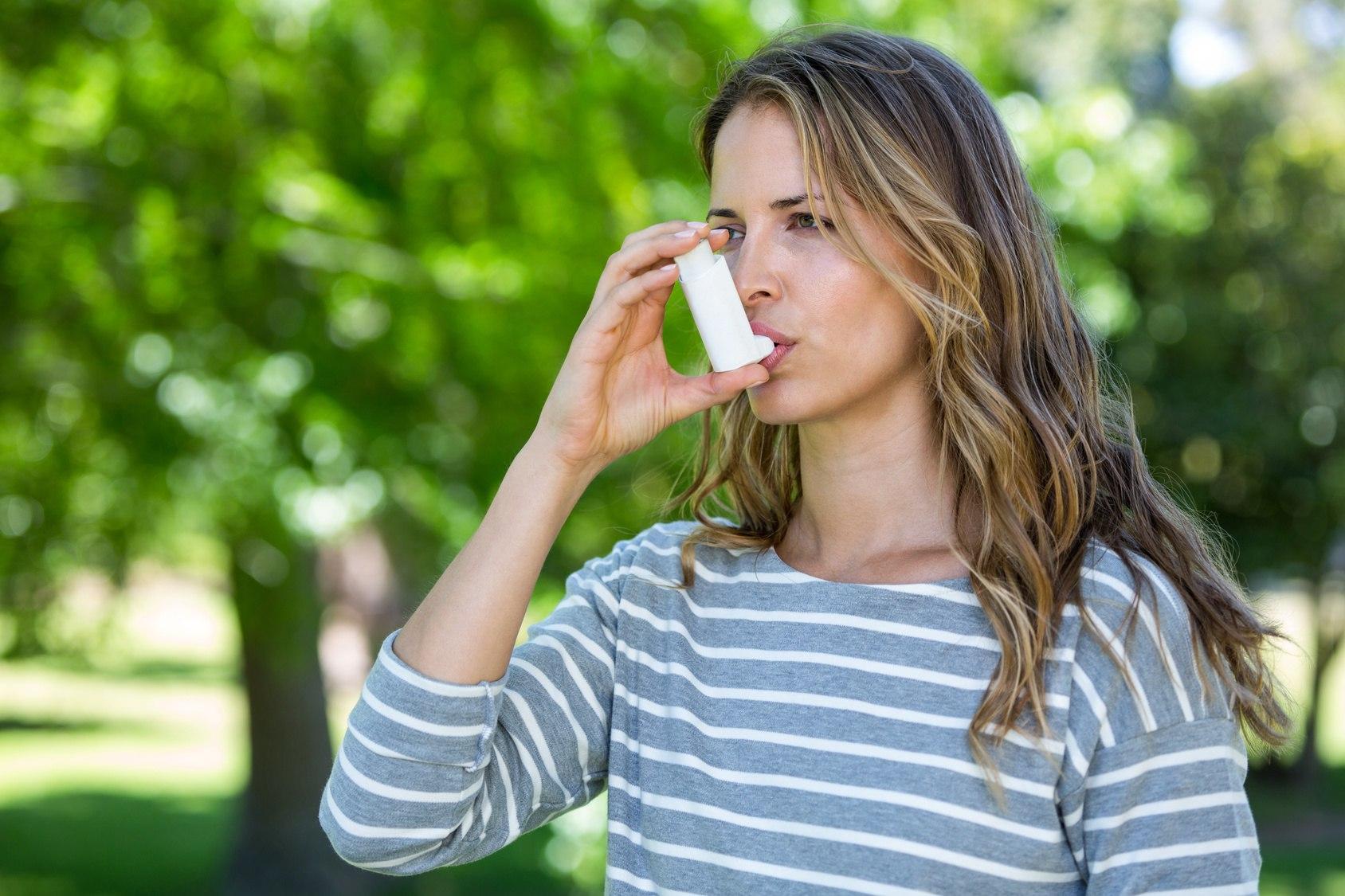 Проявления аллергии: что такое одышка при астме?