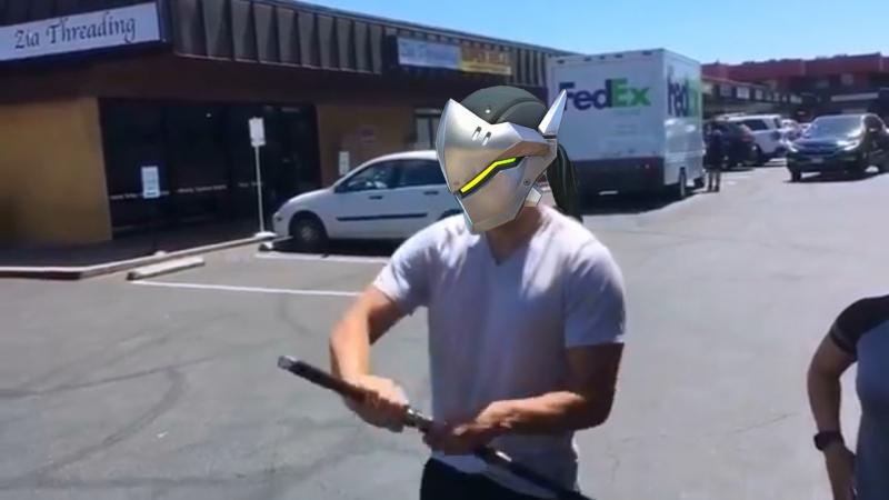 [Overwatch] Ryūjin no ken wo kurae!