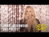 IMC 15 Sweden Carrie Underwood Cry Pretty LIVE PERFOMANCE