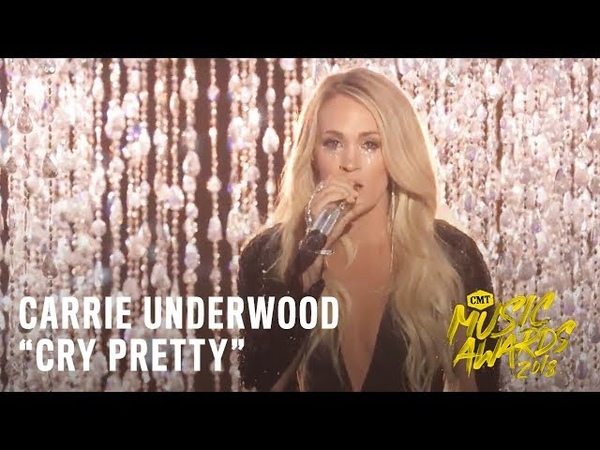 """IMC 15 — Sweden Carrie Underwood — """"Cry Pretty""""   LIVE PERFOMANCE"""