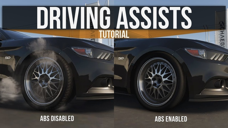 THE CREW 2 DO DiIViNG ASSiSTS MAKE A DiFFERENCE .............