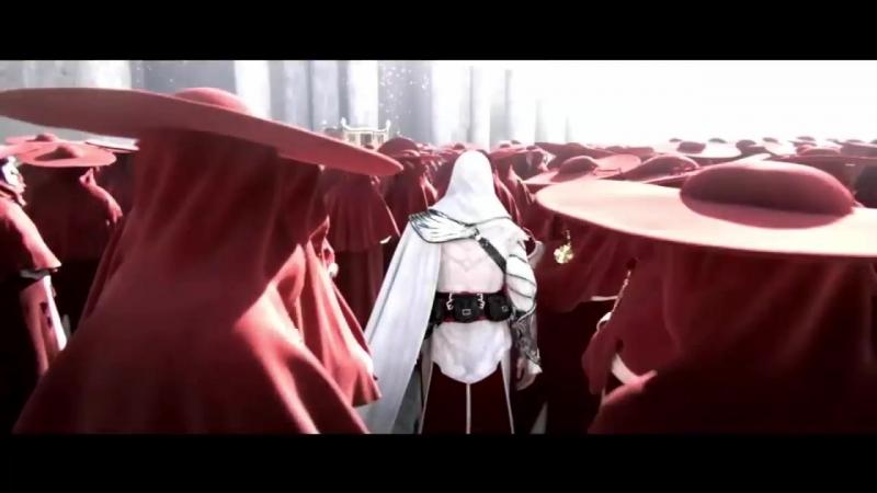 Assassin's Creed: Brotherhood (rus дебютный трейлер игры на русском HD) (Кредо Убийцы: Братство Крови 2010)