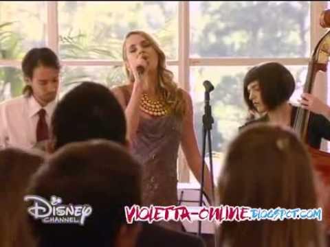 Виолетта 3 - Присцила поёт Veo Veo - серия 1