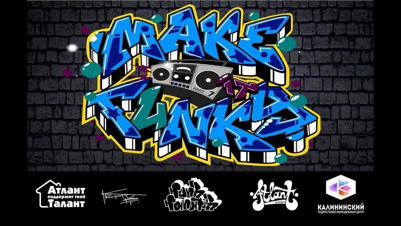 Girlz Gang Clan vs Funk Fanatix - Make It Funky 7