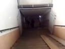 Иван Гамаз спускается в метро (2018)