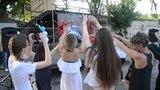 Отчетный концерт 02.06 RD Voice. Dance Flash Mob