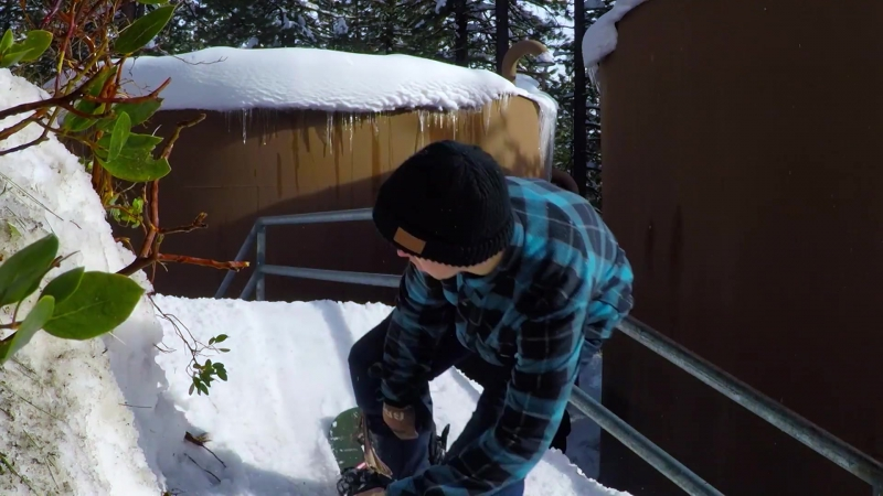 Uncaged A Snowboard Movie
