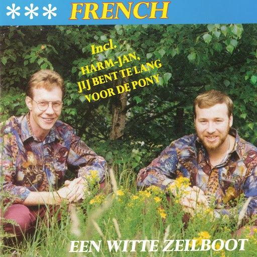 French альбом Een witte zeilboot