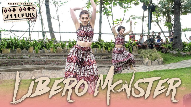 Libero Monster (JPN) | Showcase | AAWF 2018 Grand Finals Bali, Indonesia by Etoile Dance