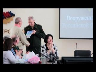 Нефтекамск посетил военный комиссар республики Башкортостан
