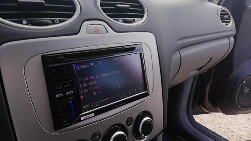 Ford Focus на Урале
