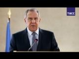 Лавров: недопустимо делить террористов на 'хороших' и 'плохих'